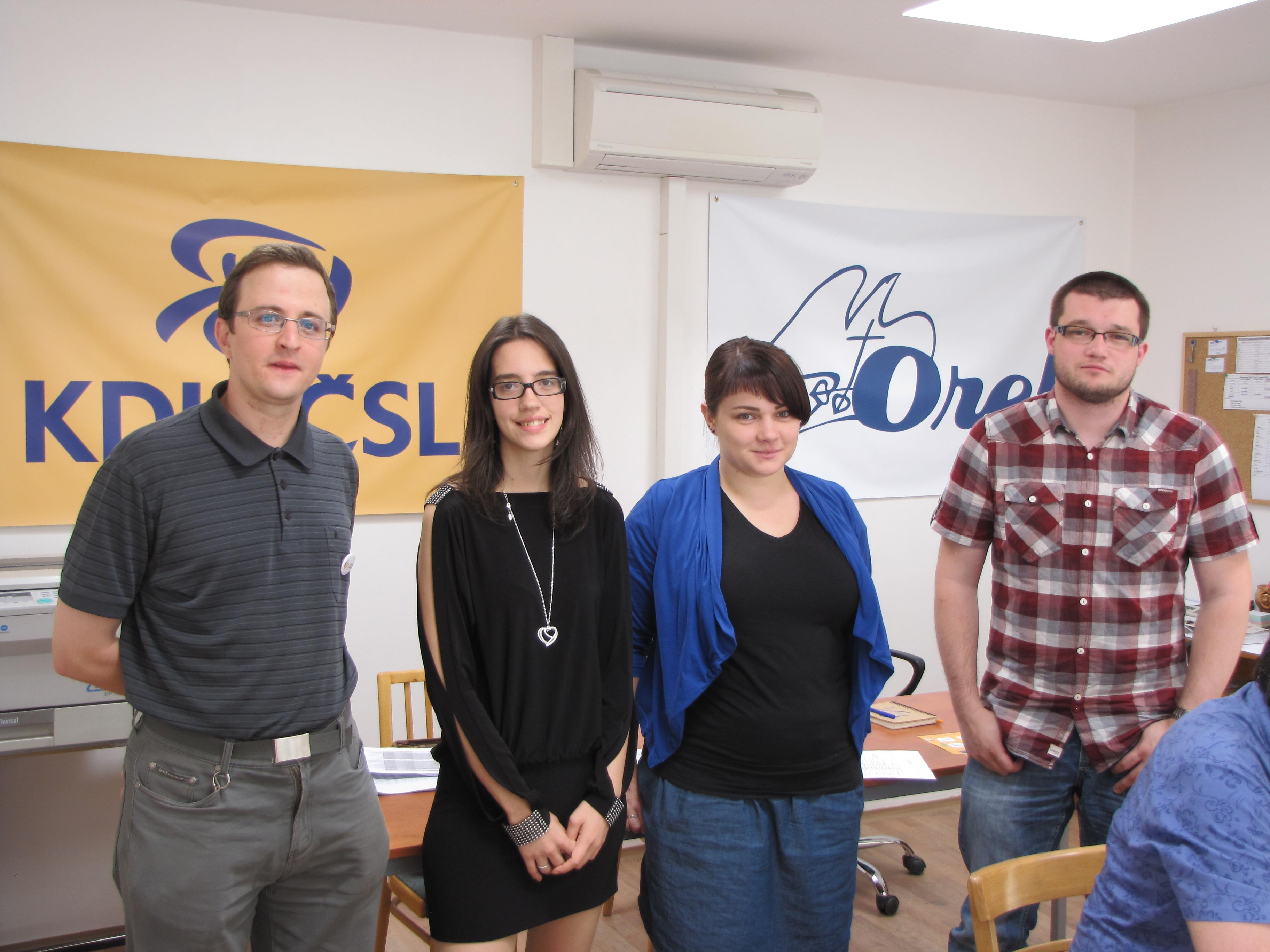 Mladí lidovci rozšířili svou působnost na západ Čech