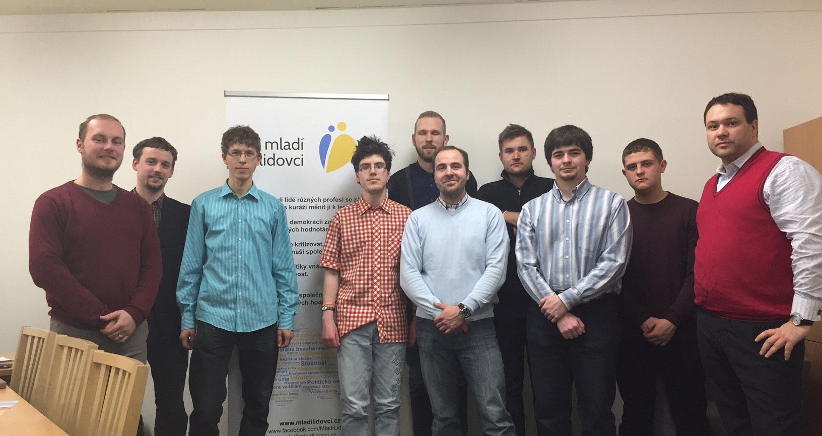 Moravskoslezští Mladí lidovci nabírají směr