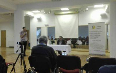 Profesor Jan Sokol hovořil o evropských hodnotách ve Žďáře nad Sázavou (video a MP3)