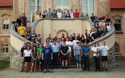 Mladí lidovci se setkali na svém Summer Campu