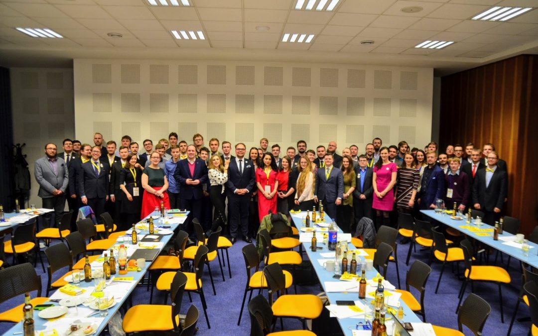 VII. Celostátní sjezd Mladých lidovců