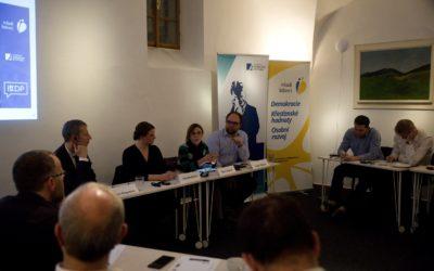 Semináře o digitalizaci se zúčastnili lidovci mladí i staří